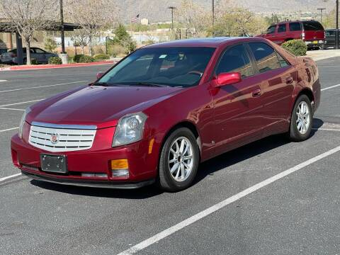 2007 Cadillac CTS for sale at Freedom Auto Sales in Albuquerque NM