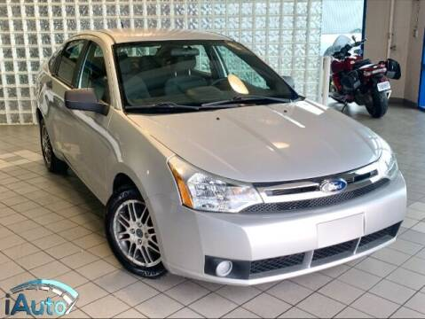 2011 Ford Focus for sale at iAuto in Cincinnati OH