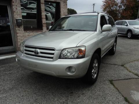 2007 Toyota Highlander for sale at Indy Star Motors in Indianapolis IN