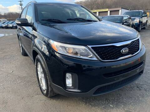 2014 Kia Sorento for sale at Ron Motor Inc. in Wantage NJ