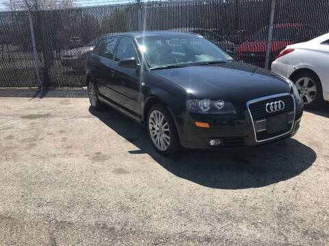2007 Audi A3 for sale at Square Business Automotive in Milwaukee WI