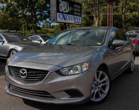 2014 Mazda MAZDA6 for sale at EXCLUSIVE MOTORS in Virginia Beach VA