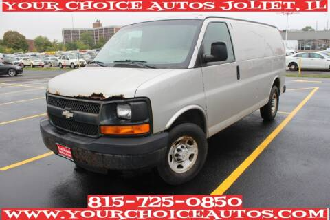 2008 Chevrolet Express Cargo for sale at Your Choice Autos - Joliet in Joliet IL