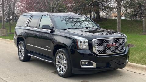 2015 GMC Yukon for sale at Western Star Auto Sales in Chicago IL