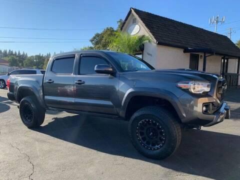 2016 Toyota Tacoma for sale at Three Bridges Auto Sales in Fair Oaks CA