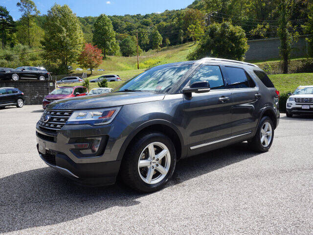 2016 Ford Explorer for sale at Stephens Auto Center of Beckley in Beckley WV