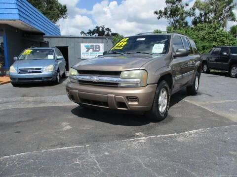 2003 Chevrolet TrailBlazer for sale at AUTO BROKERS OF ORLANDO in Orlando FL