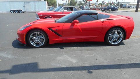2016 Chevrolet Corvette for sale at Classic Connections in Greenville NC