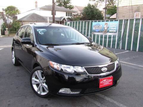 2013 Kia Forte5 for sale at The Auto Network in Lodi NJ