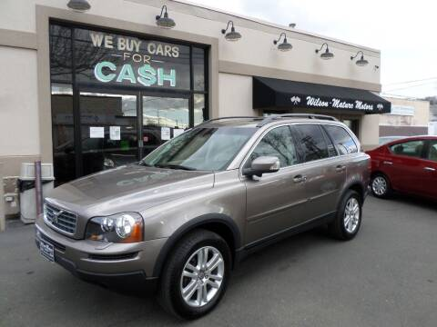 2009 Volvo XC90 for sale at Wilson-Maturo Motors in New Haven Ct CT