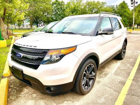 2015 Ford Explorer for sale at Southeast Auto Inc in Baton Rouge LA