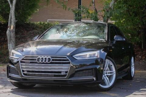 2018 Audi A5 Sportback for sale at Gravity Autos Atlanta in Atlanta GA