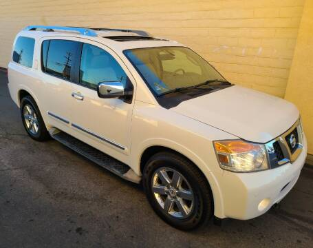 2010 Nissan Armada for sale at Cars To Go in Sacramento CA