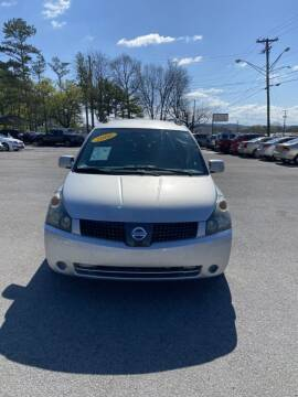 2006 Nissan Quest for sale at Elite Motors in Knoxville TN