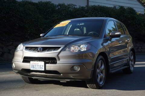 2008 Acura RDX for sale at West Coast Auto Works in Edmonds WA