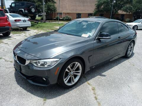 2015 BMW 4 Series for sale at RICKY'S AUTOPLEX in San Antonio TX