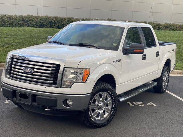 2012 Ford F-150 for sale at SEIZED LUXURY VEHICLES LLC in Sterling VA