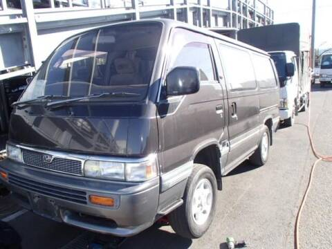1995 Nissan Caravan 4x4 Diesel *INCOMING for sale at JDM Car & Motorcycle LLC in Seattle WA