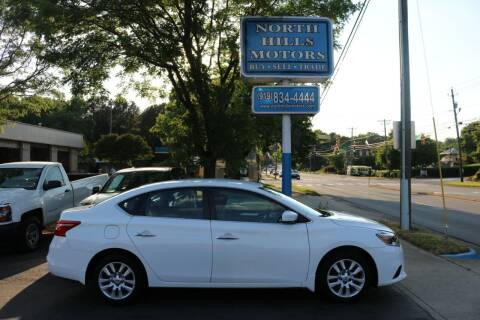 2016 Nissan Sentra for sale at North Hills Motors in Raleigh NC