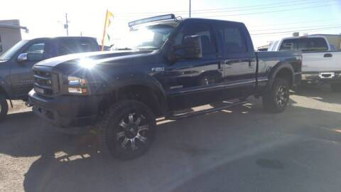 2004 Ford F-250 Super Duty for sale at Advantage Motorsports Plus in Phoenix AZ