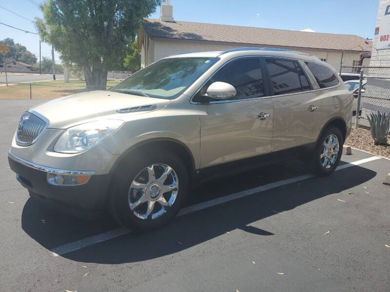 2010 Buick Enclave for sale at DORAMO AUTO RESALE in Glendale AZ