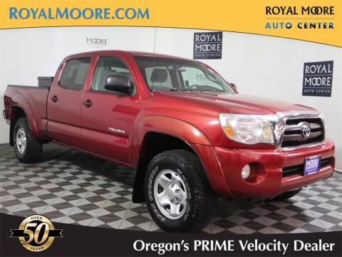2008 Toyota Tacoma for sale at Royal Moore Custom Finance in Hillsboro OR