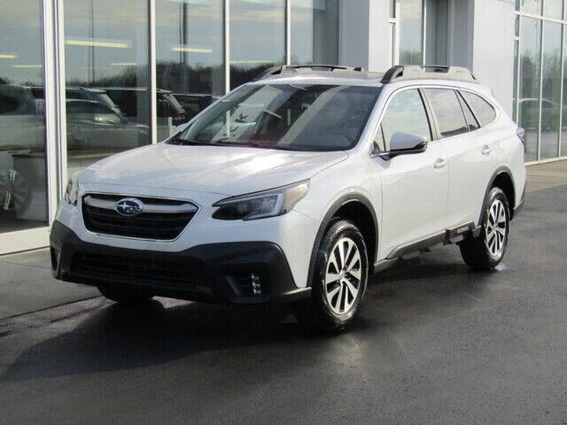 2021 Subaru Outback for sale at Brunswick Auto Mart in Brunswick OH
