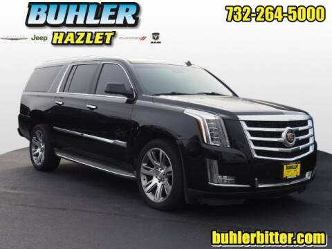 2015 Cadillac Escalade ESV for sale at Buhler and Bitter Chrysler Jeep in Hazlet NJ