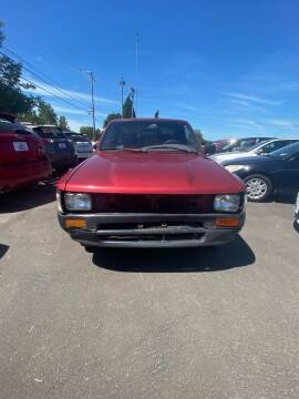 1993 Toyota Pickup for sale at M AND S CAR SALES LLC in Independence OR