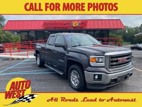 2014 GMC Sierra 1500 for sale at Autowest of GR in Grand Rapids MI