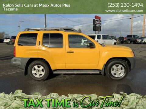 2008 Nissan Xterra for sale at Ralph Sells Cars at Maxx Autos Plus Tacoma in Tacoma WA