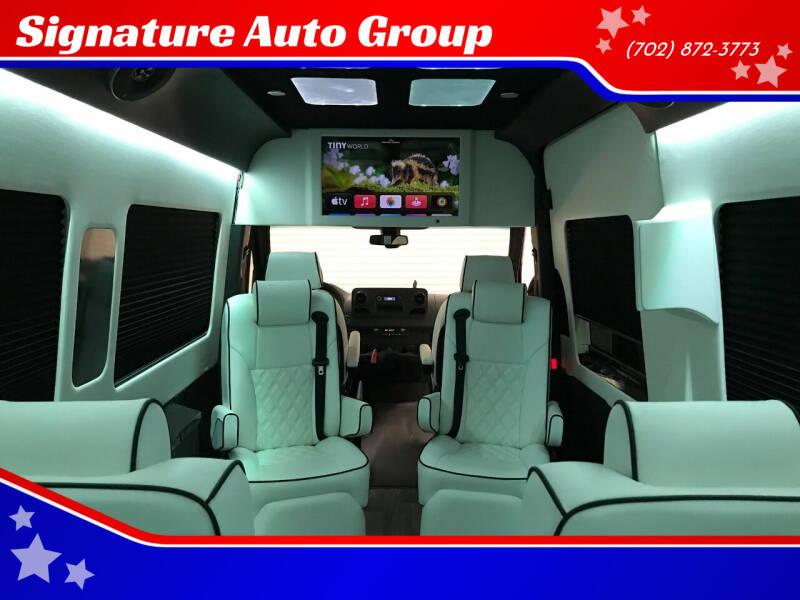 2020 Mercedes-Benz Sprinter Cargo for sale in Las Vegas, NV