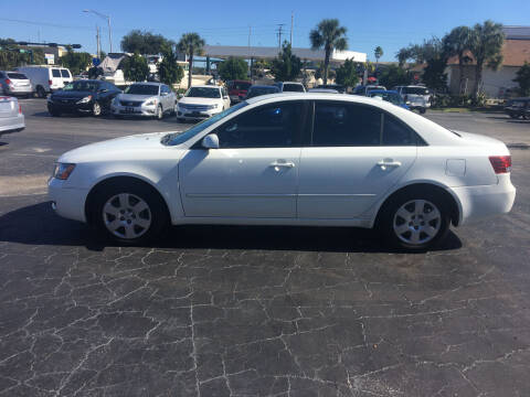 2008 Hyundai Sonata for sale at CAR-RIGHT AUTO SALES INC in Naples FL