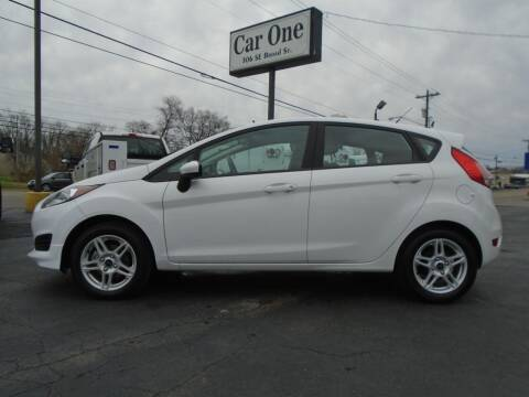 2019 Ford Fiesta for sale at Car One in Murfreesboro TN