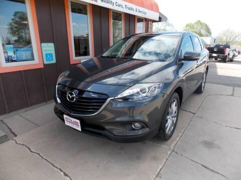 2014 Mazda CX-9 for sale at Autoland in Cedar Rapids IA