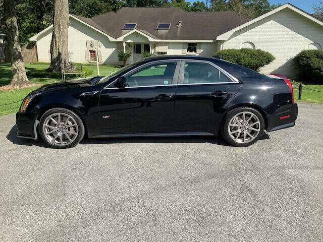 2011 Cadillac CTS-V for sale at Bayou Classics and Customs in Parks LA