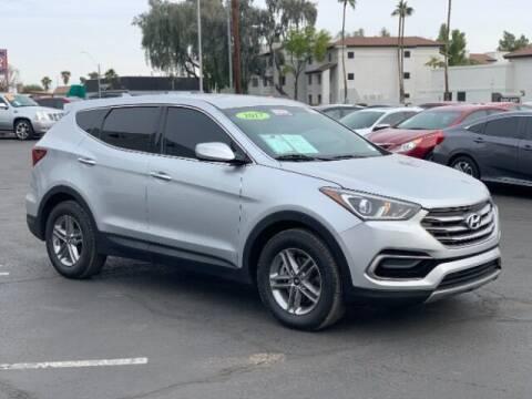 2017 Hyundai Santa Fe Sport for sale at Brown & Brown Wholesale in Mesa AZ