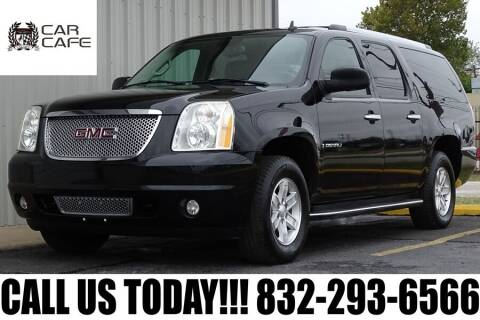 2007 GMC Yukon XL for sale at CAR CAFE LLC in Houston TX
