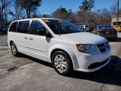 2016 Dodge Grand Caravan for sale at Import Plus Auto Sales in Norcross GA