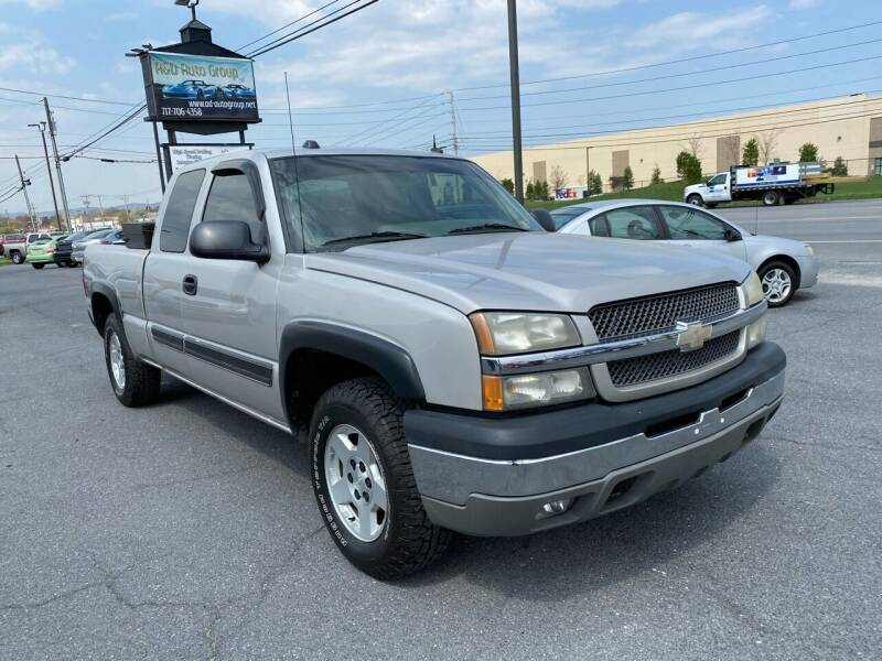2004 Chevrolet Silverado 1500 for sale at A & D Auto Group LLC in Carlisle PA