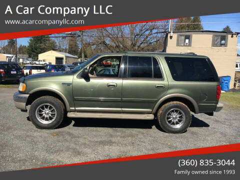 2000 Ford Expedition for sale at A Car Company LLC in Washougal WA