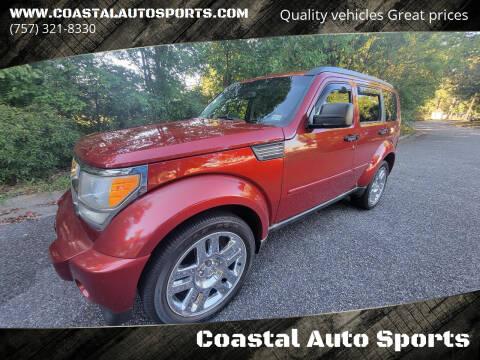 2008 Dodge Nitro for sale at Coastal Auto Sports in Chesapeake VA