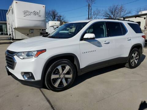 2019 Chevrolet Traverse for sale at Kell Auto Sales, Inc - Grace Street in Wichita Falls TX