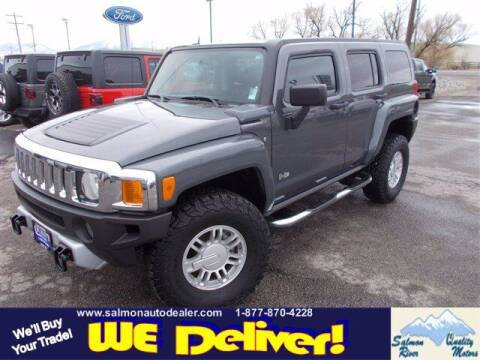 2009 HUMMER H3 for sale at QUALITY MOTORS in Salmon ID