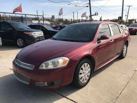 2010 Chevrolet Impala for sale at HotWheelz Auto Group in Detroit MI