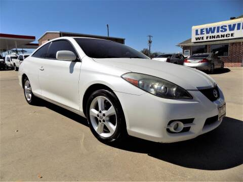 2008 Toyota Camry Solara for sale at Lewisville Car in Lewisville TX