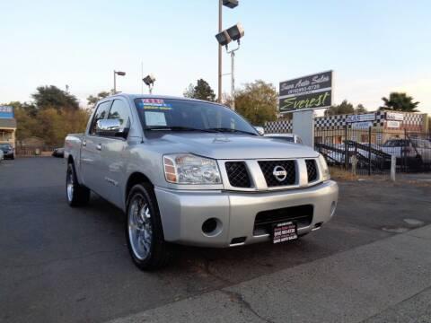 2006 Nissan Titan for sale at Save Auto Sales in Sacramento CA