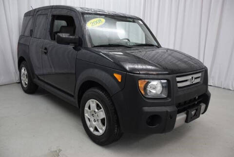 2008 Honda Element for sale at Action Automotive Service LLC in Hudson NY