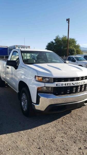 2020 Chevrolet Silverado 1500 for sale at MOUNTAIN WEST MOTORS LLC in Albuquerque NM