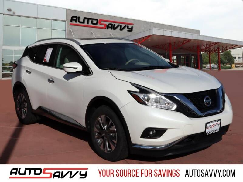 2018 Nissan Murano for sale in Windsor, CO